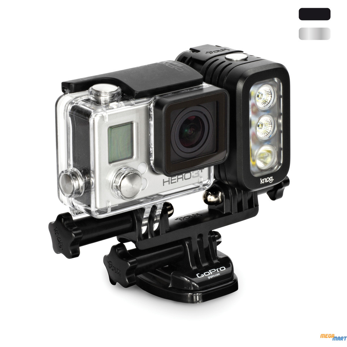GoPro Qudos Action Black