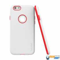 Araree AMY case White-Red for iPhone 6 Plus