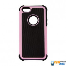 Drobak Anti-Shock для Apple Iphone 5 (Pink)