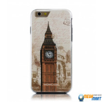 WOWcase Combo Printing case Big Ben for iPhone 6