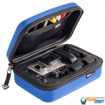 SP POV Case GoPro-Edition 3.0 S blue