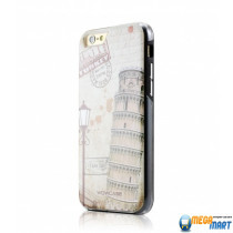WOWcase Combo Printing case Pisa Tower for iPhone 6