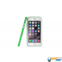 Araree Bumper case White-Green for iPhone 6 Plus