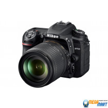 Nikon D7500 Kit AF-S DX 18-105mm VR