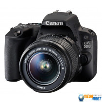 Canon EOS 200D Kit 18-55 DC III