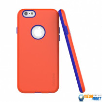 Araree AMY case Blue-Orange for iPhone 6 Plus