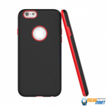 Araree AMY case Black-Red for iPhone 6 Plus