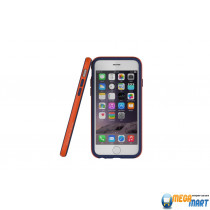Araree Bumper case Blue-Orange for iPhone 6
