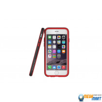 Araree Bumper case Red-Black for iPhone 6