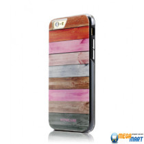 WOW case Combo Printing case Rainbow for iPhone 6