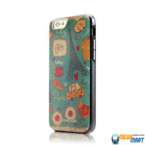 WOWcase Combo Printing case Love for iPhone 6