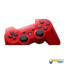 Sony PS3 Dualshock Red