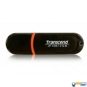USB флеш память Transcend JetFlash V30 2Gb