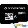 Silicon Power 16Gb microSDHC class 10