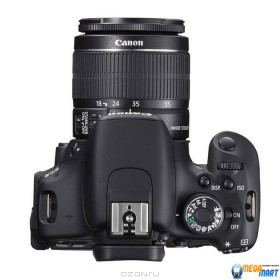 Зеркальный фотоаппарат Canon EOS 650D EF-S 18-135mm IS II kit